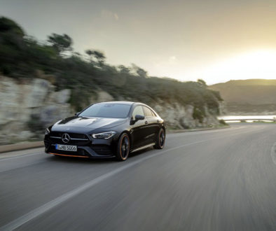 NOWY MERCEDES-BENZ CLA COUPE