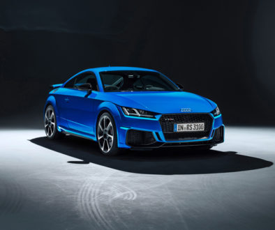 NOWE AUDI TT RS COUPE